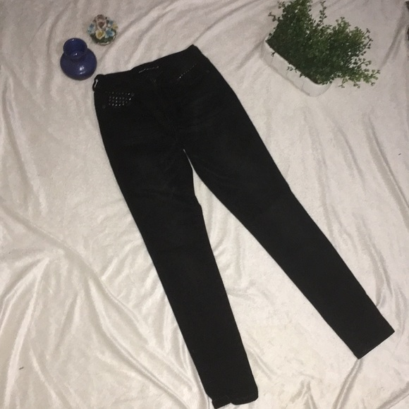Maurices Denim - Maurices XS Short Black Jeans- Back to School